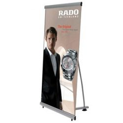 Banner Display 100x205cm